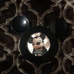 """Mickey Mouse 3"""" photo frame never used"""